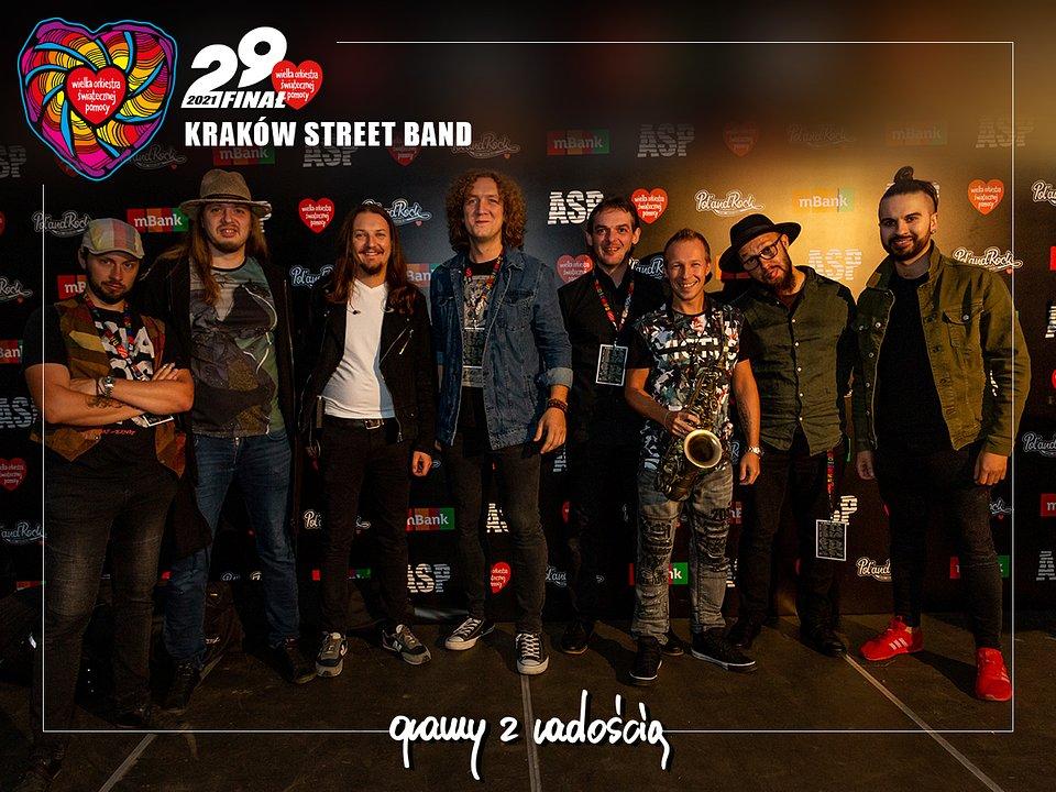 Kraków Street Band na ASP. fot. Michał Kwaśniewski