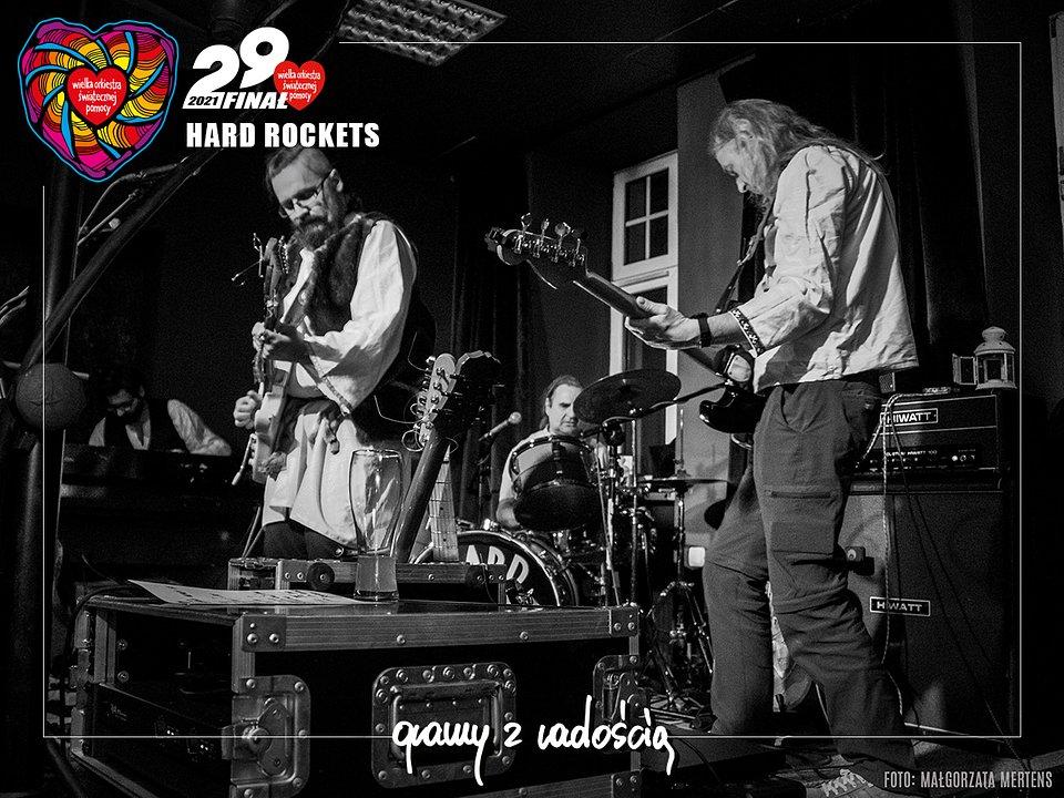 Hard Rockers. fot. materiały prasowe zespołu