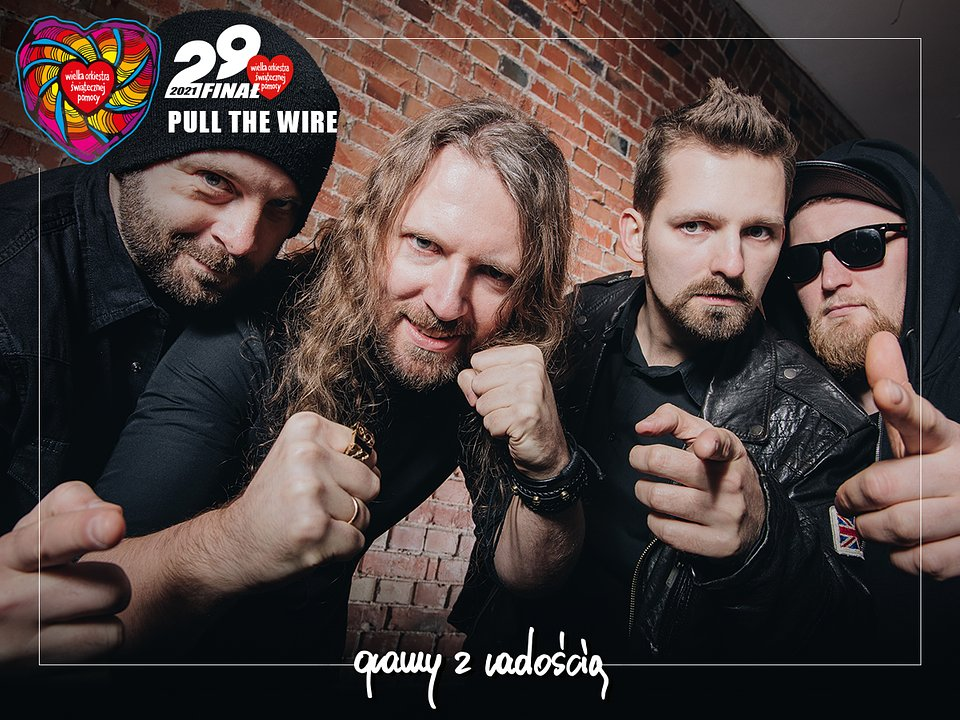 Pull The Wire. fot. materiały prasowe zespołu