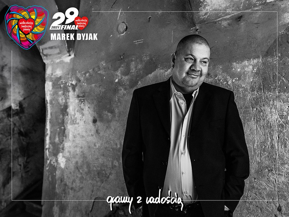 Marek Dyjak. fot. Wojtek Kornet