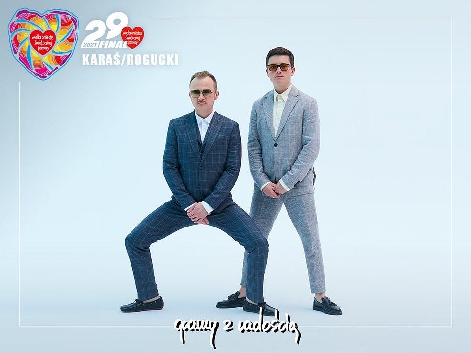 Karaś/Rogucki. fot. materiały prasowe zespołu