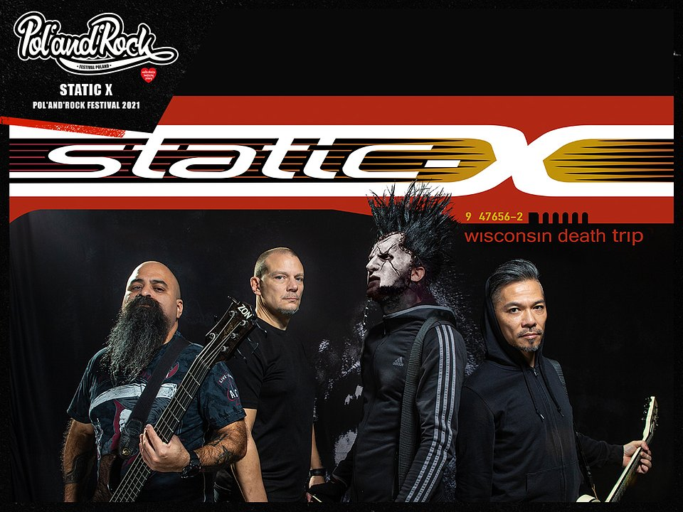 Static-X. fot. materiały prasowe