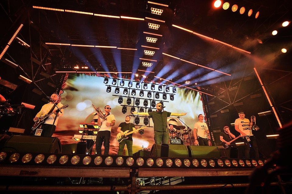 Koncert TABU na Najpiękniejszej Domówce Świata w 2020 roku. fot. Paweł Krupka