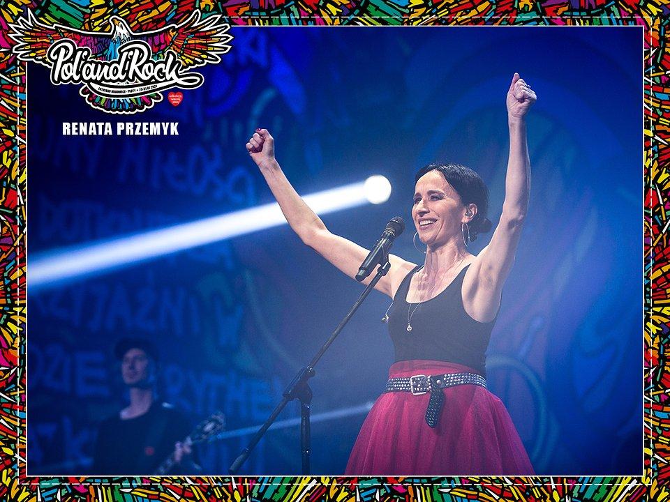 Renata Przemyk na ASP. fot. Lucyna Lewandowska