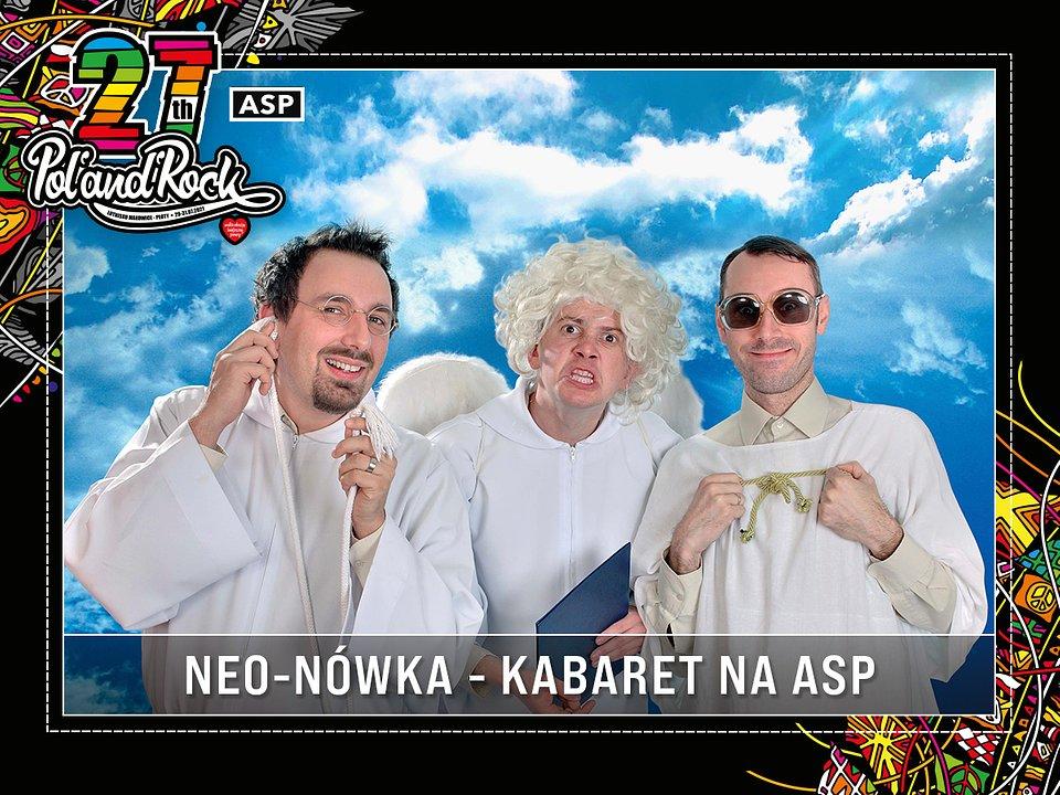 Kabaret Neo-Nówka. fot. materiały prasowe