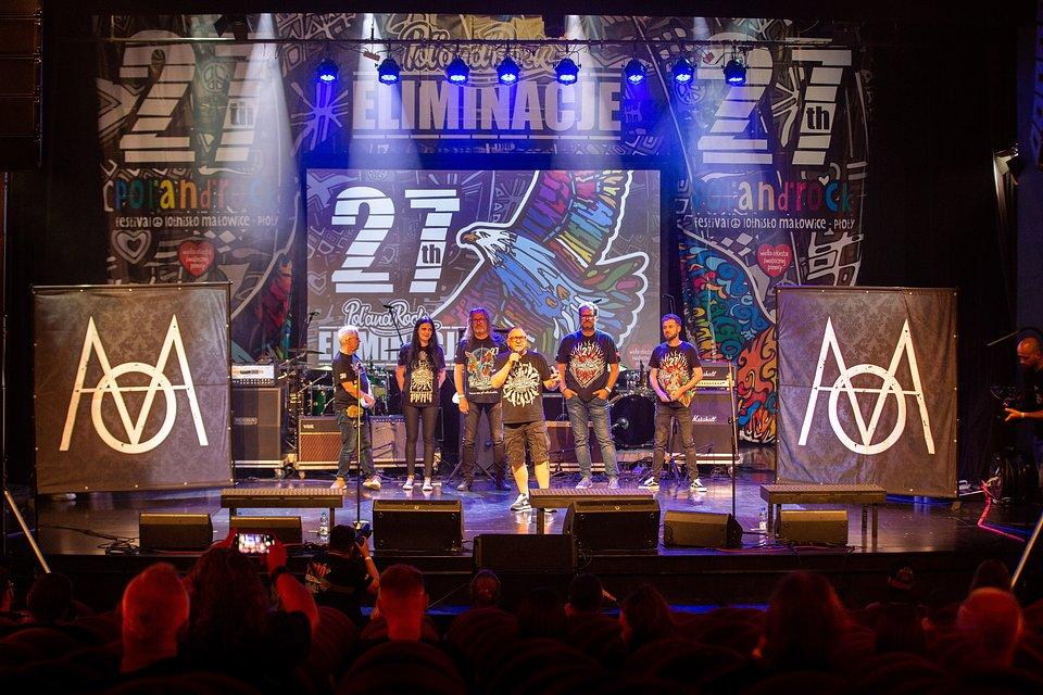 Jury Eliminacji do Pol'and'Rock Festival, fot. Lucyna Lewandowska