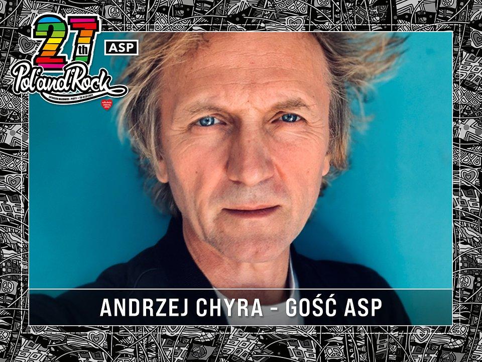 Andrzej Chyra na ASP. fot. materiały prasowe