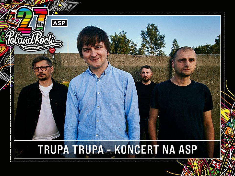 Trupa Trupa. fot. Rafał Wojczal