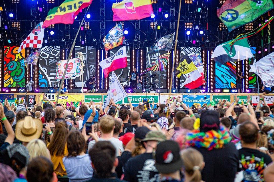 Festival Opening Ceremony. photo by Michał Kwaśniewski