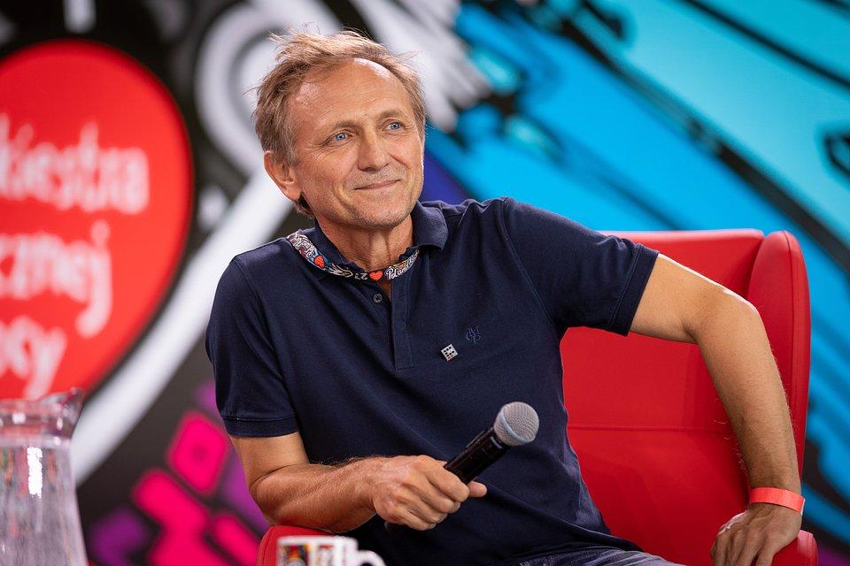Andrzej Chyra. photo by Lucyna Lewandowska