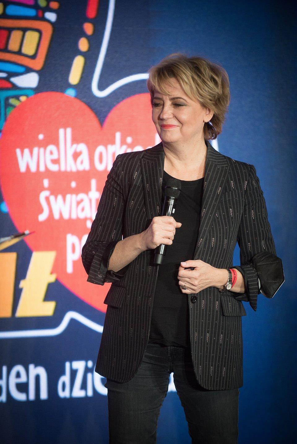 Hanna Zdanowska fot. Stanisław Wadas