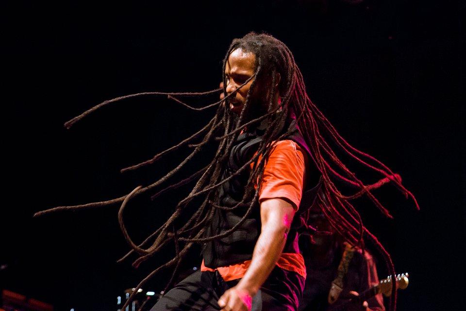 Ziggy Marley / mat. prasowe