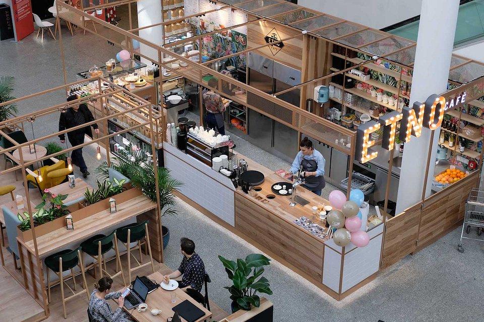 Etno Cafe Batory