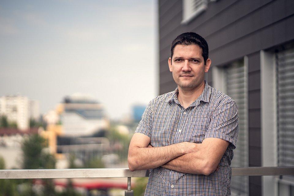 Георги Ковачев, Senior Manager Business Reporting EMEA