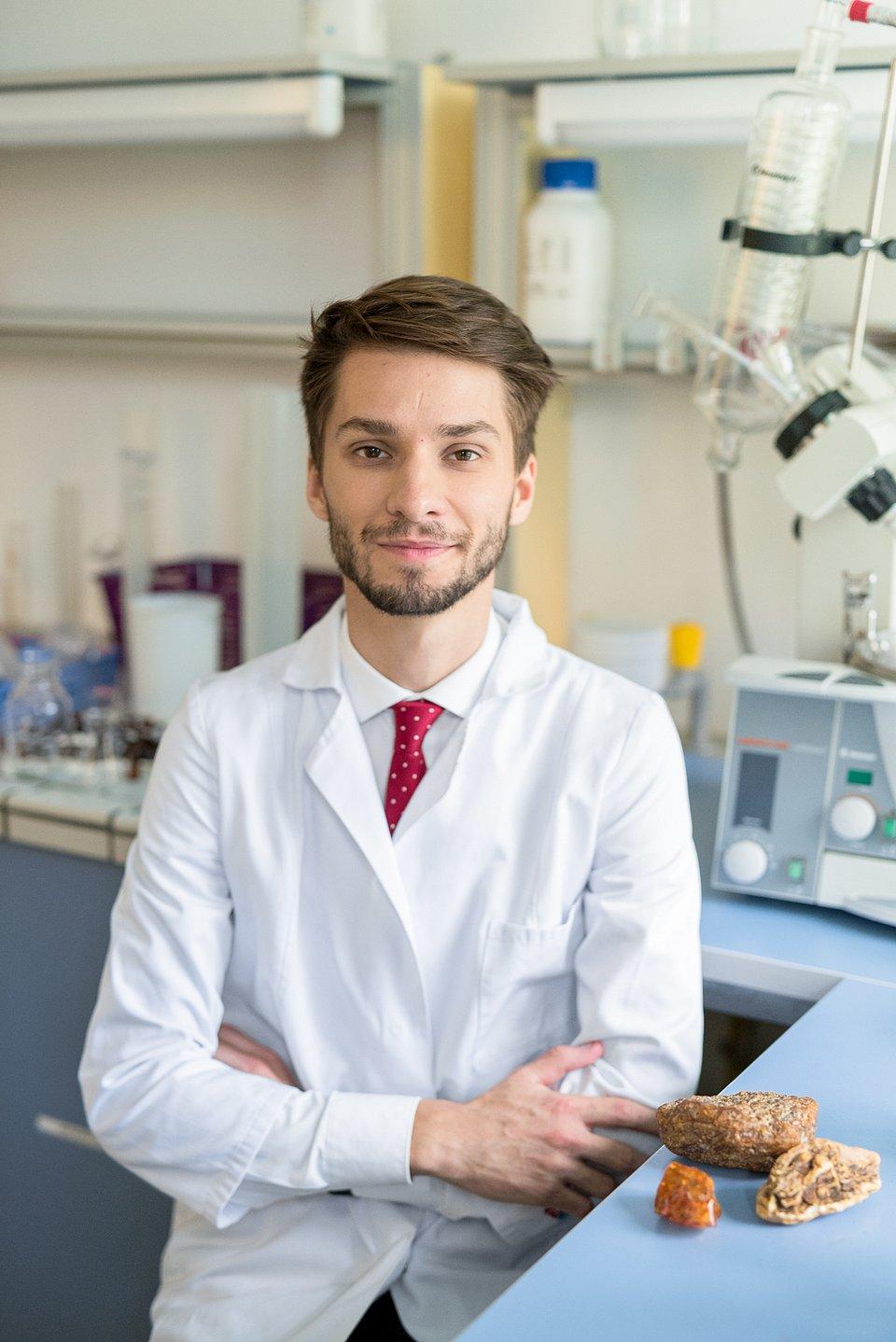 Igor Kaczmarczyk, fot. Fundacja Zaawansowanych Technologii