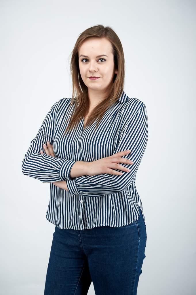 Aleksandra - studencka Liderka z Lublina