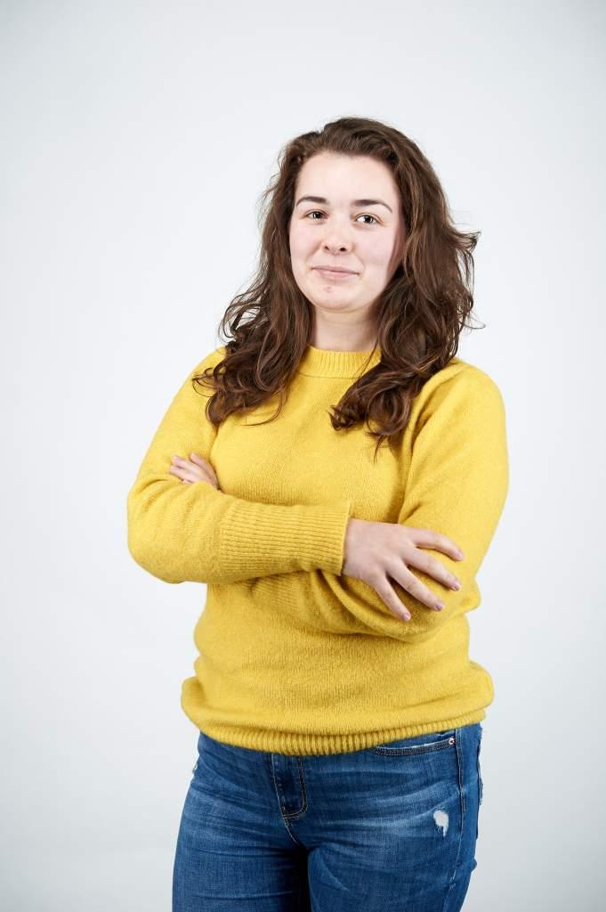 Justyna Chamik, studencka Liderka z Rzeszowa