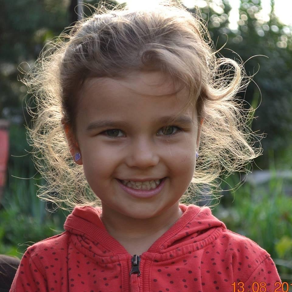 Karinka - Pacjentka chorująca na białaczkę limfoblastyczną