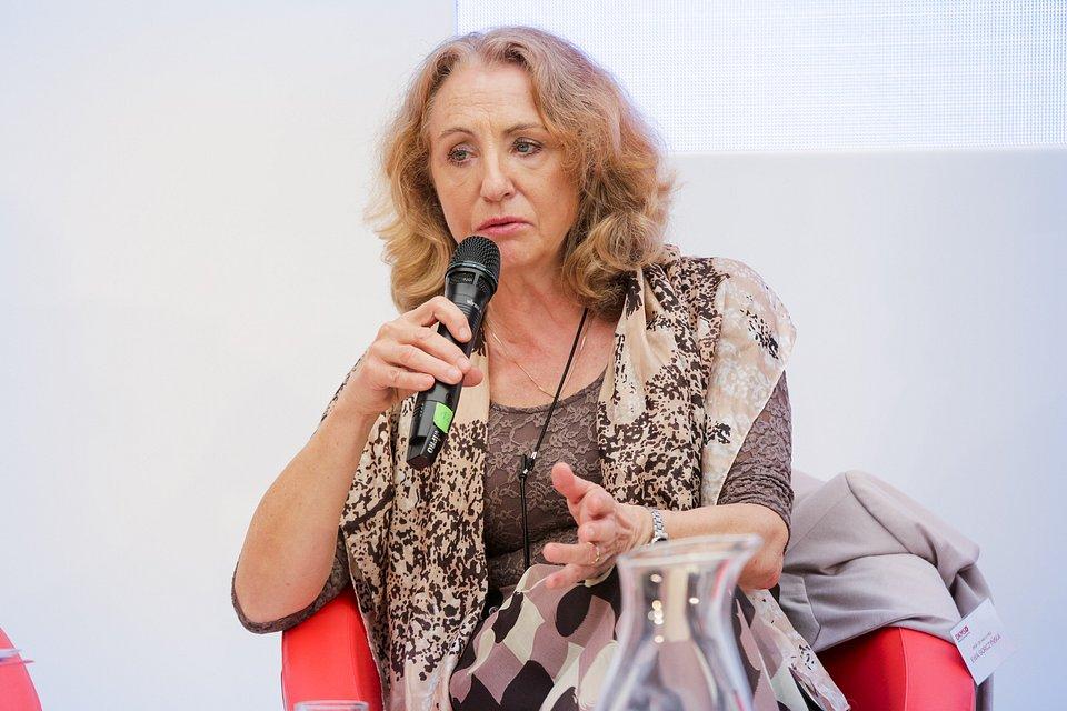 prof. dr hab. n. med. Ewa Gorczyńska