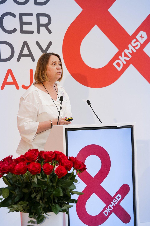 dr hab. n. med. Marzena Samardakiewicz, Prezes Polskiego Towarzystwa Psychoonkologicznego