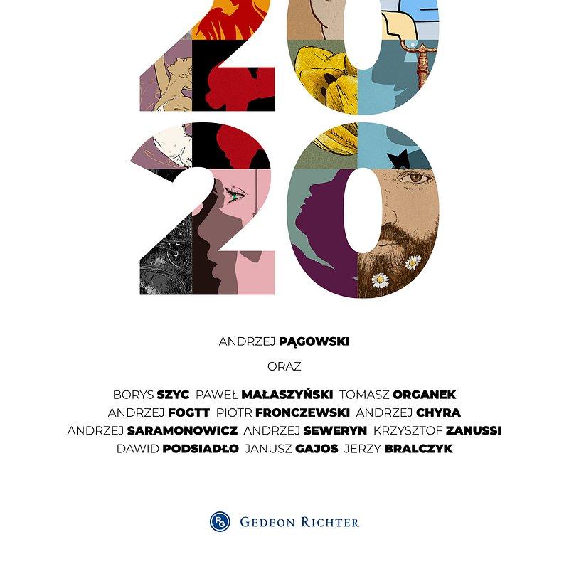 Kalendarz Artystyczny_Gedeon_Richter_2020_okładka_I.JPG