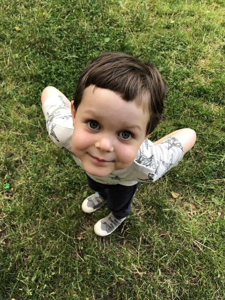5-letni Jonek
