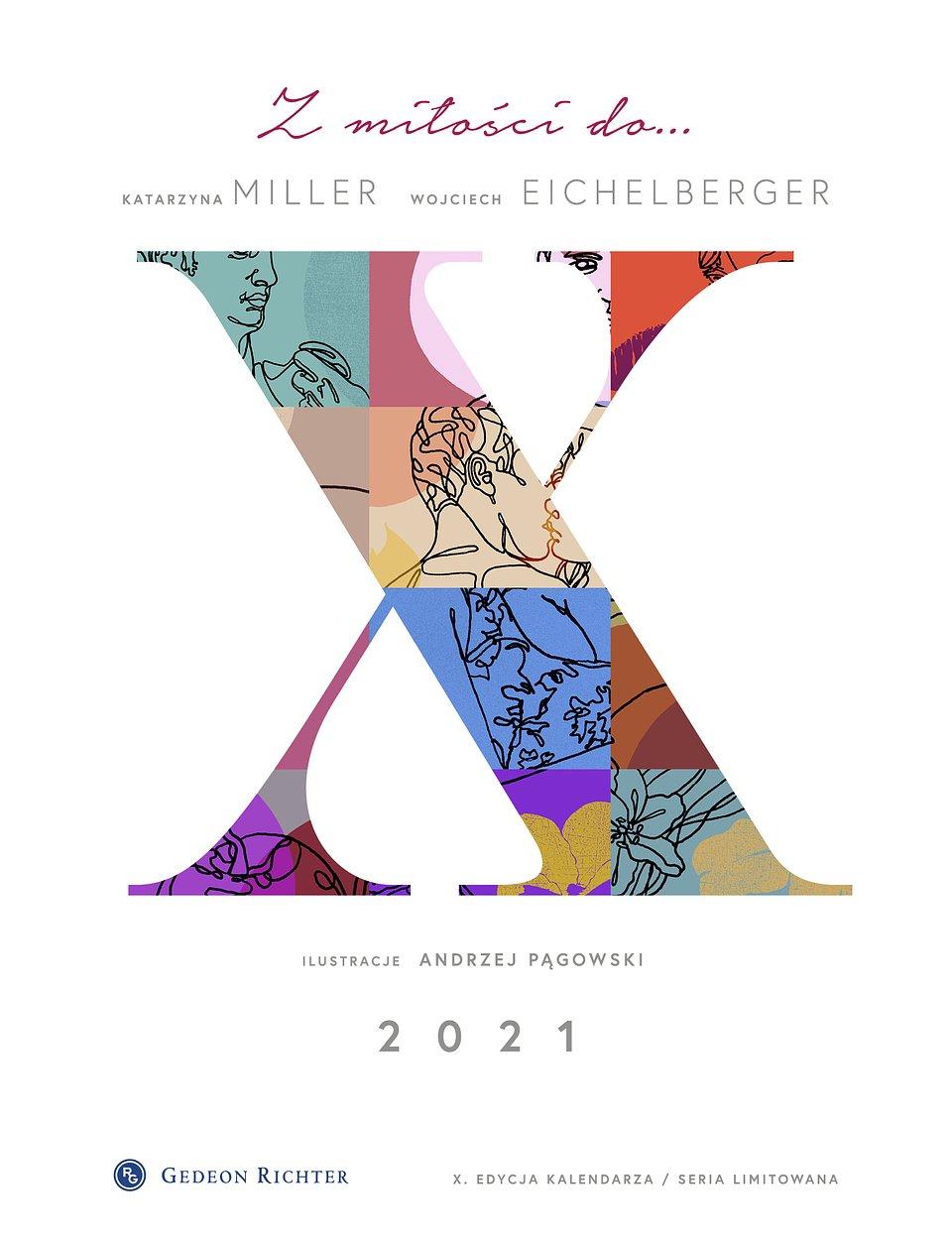 Kalendarz Artystyczny Gedeon Richter -
