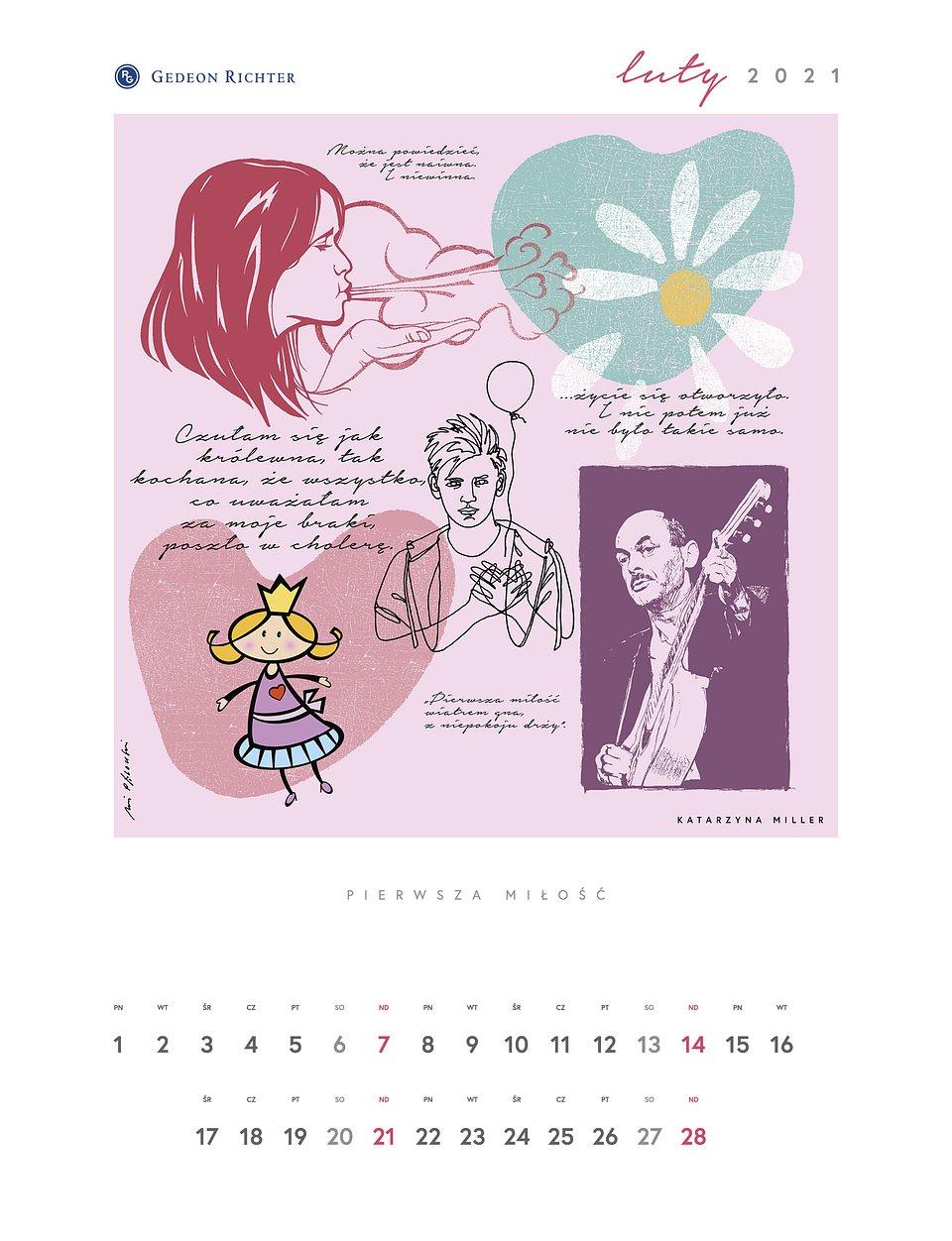 Kalendarz Artystyczny Gedeon Richter, X edycja