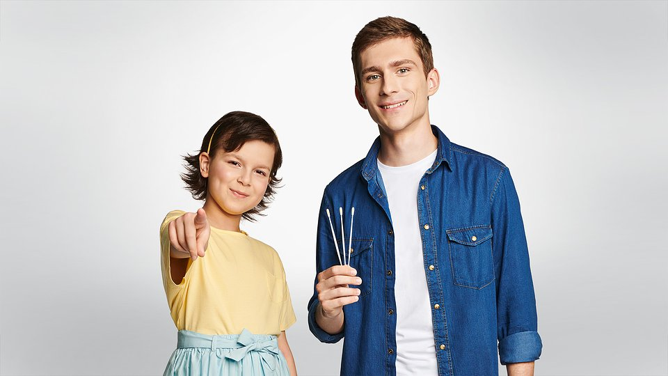 Hania i Michał