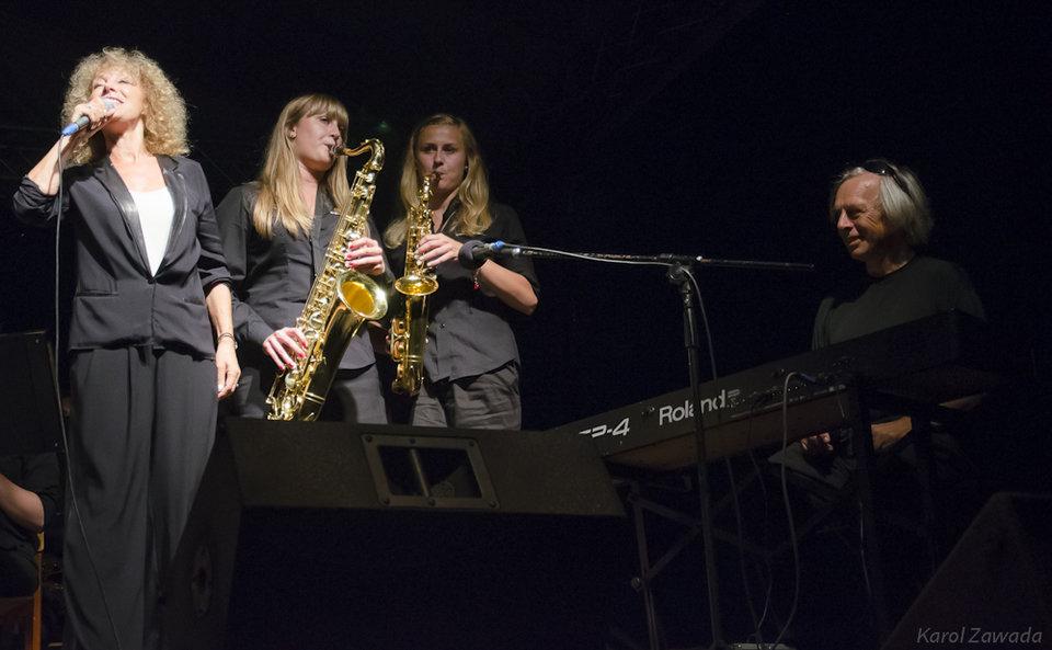 Alicja Majewska i Włodzimierz Korcz - sierpień 2012 (2)