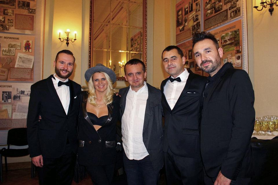 Maria Sadowska, Mateusz Ziółko, Jacek Królikowski - Jubileusz 20.lecia - październik 2014