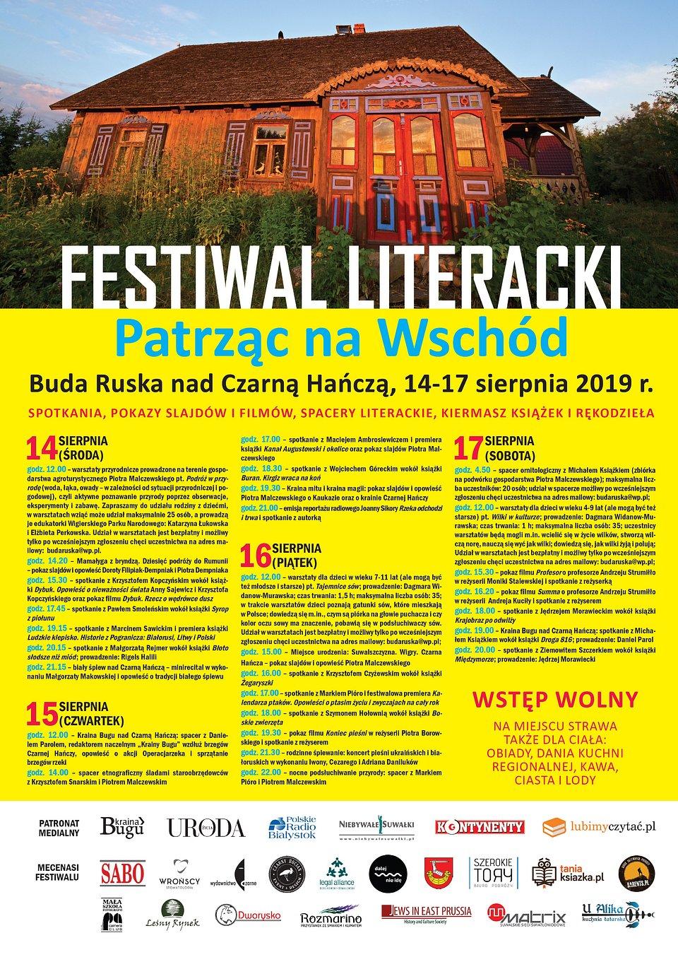 Materiał organizatora Festiwalu
