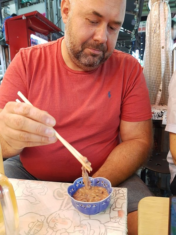 Mariusz Olechno testuje japońskie smaki