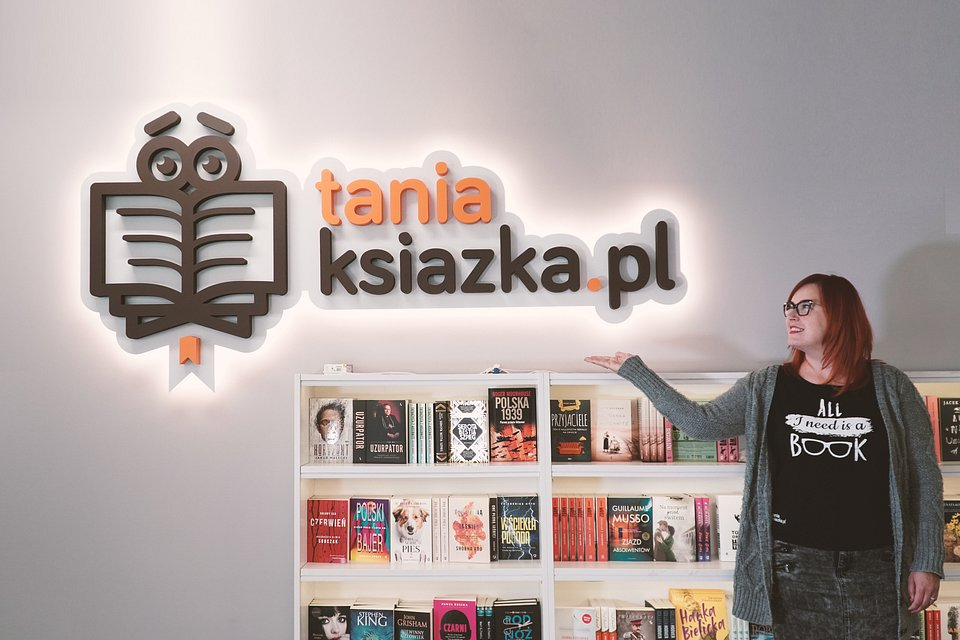 Fot. TaniaKsiazka.pl