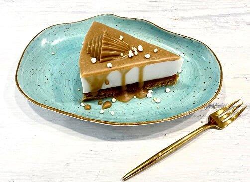 Bezglutenowe ciasto bez cukru Fit Cake