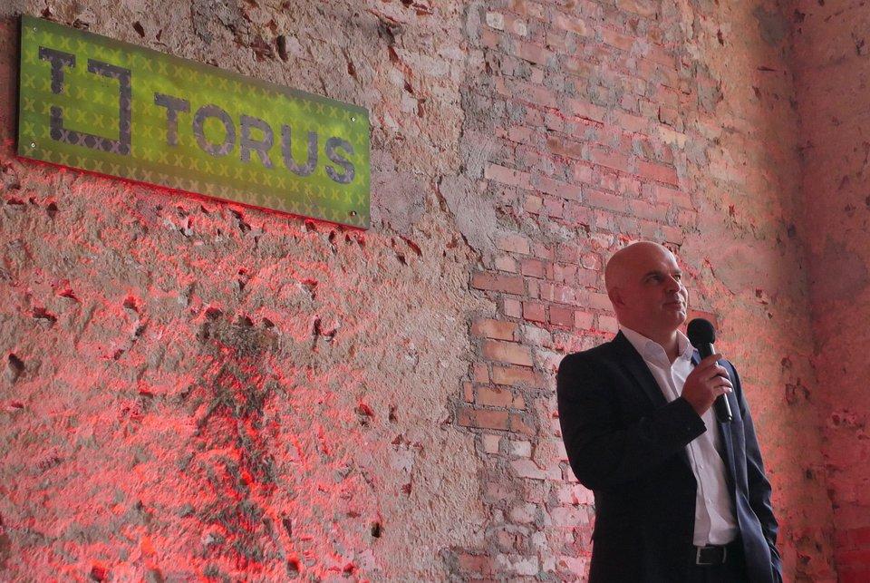 Sławomir Gajewski, prezes spółki Torus