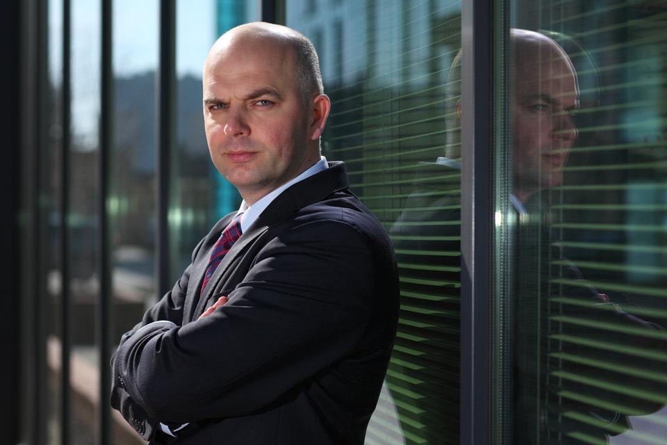 Sławomir Gajewski, prezes spółki Torus 02.jpg