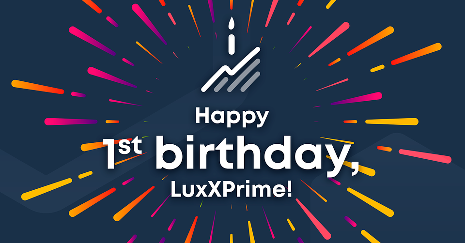 LuxXPrime_Post_Linkedin_1200x628px_1st_Birthday.png