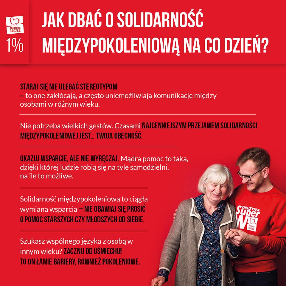 Szlachetna Paczka: jak dbać o solidarność międzypokoleniową?