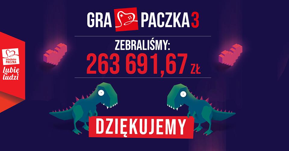 Wyniki Gra Paczki 3.0
