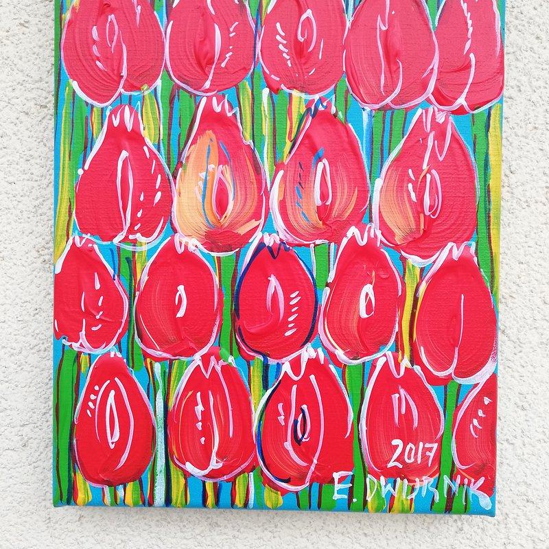 Dwurnik Edward, Tulipany.jpg