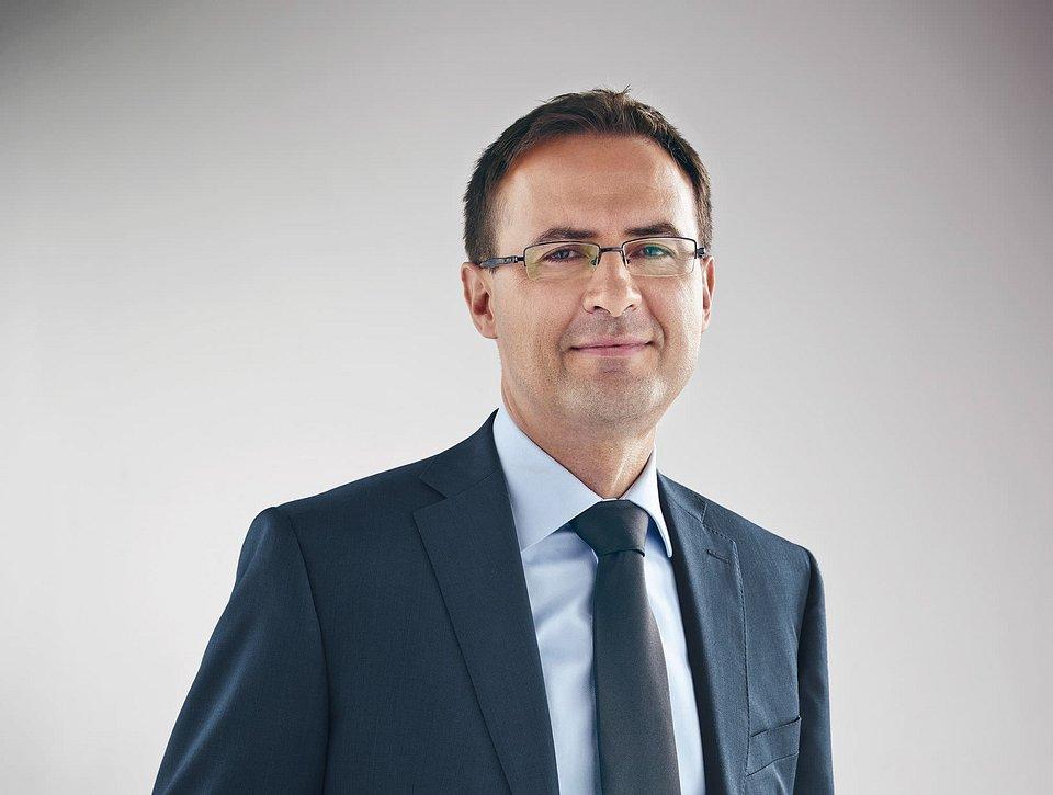 Martin Miklas, dyrektor finansowy HB Reavis