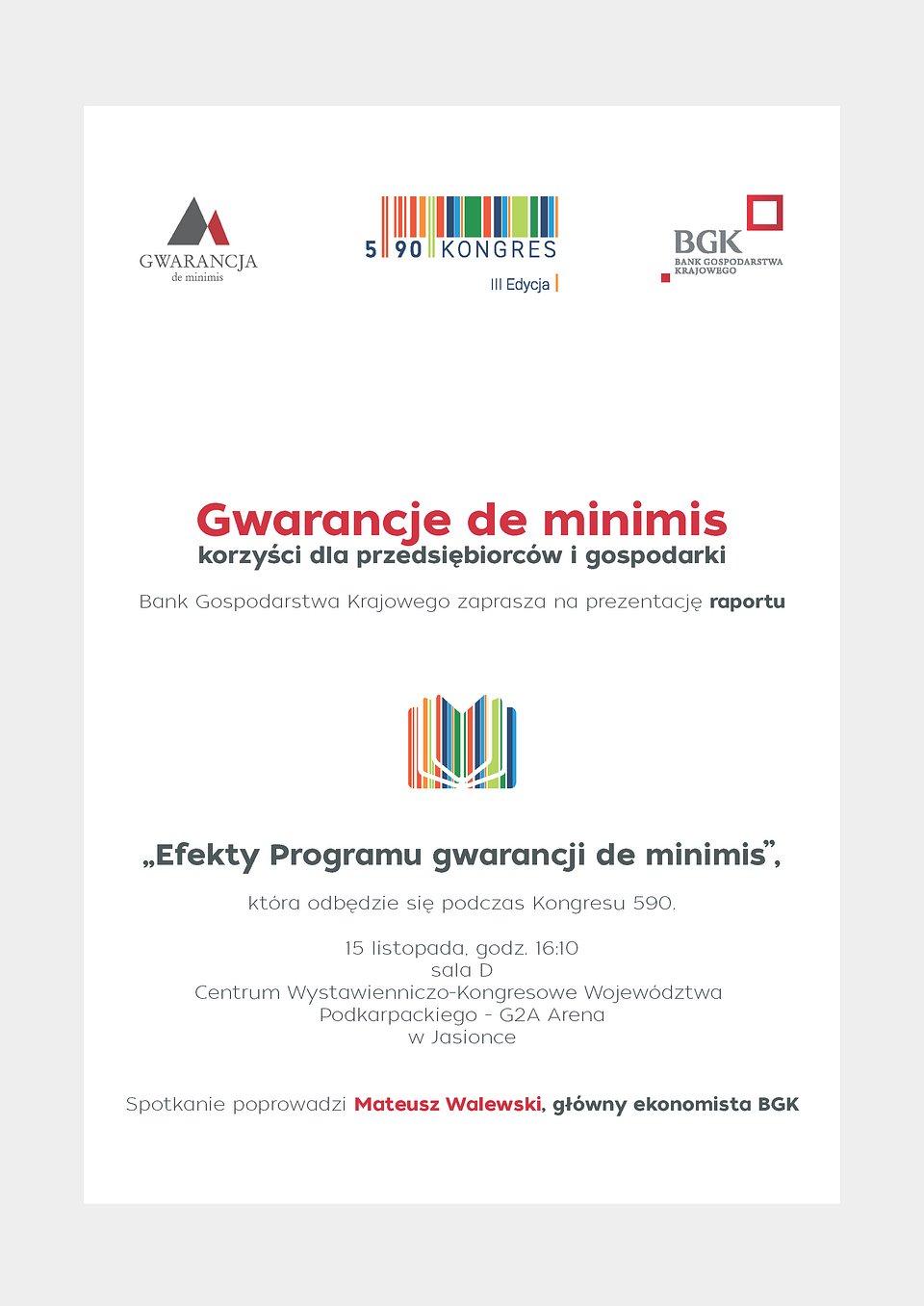 Efekty Programu gwarancji de minimis - Zaproszenie (Kongres 590)_.jpg