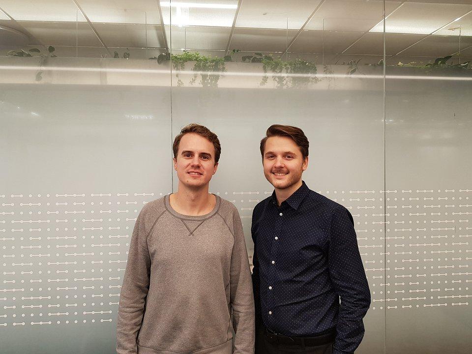 Filip Wästberg & David Rydén
