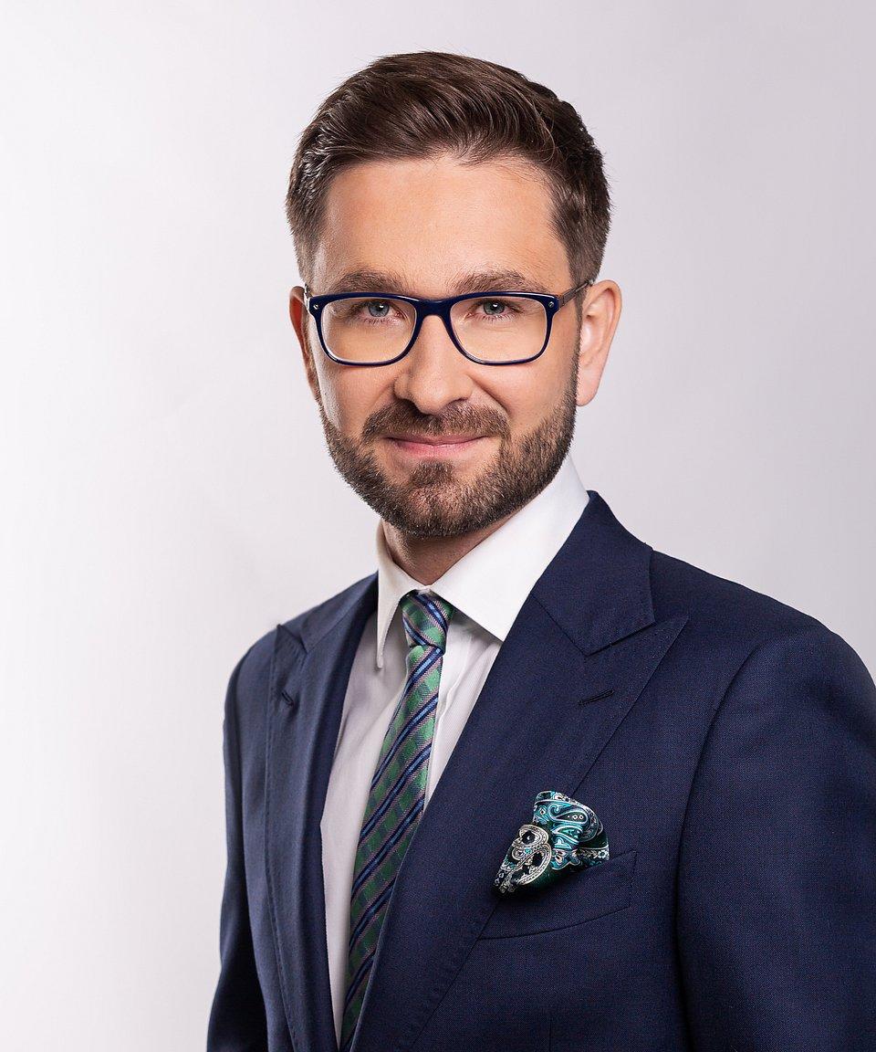 Bartosz Dziendziel, Dyrektor Departamentu Marketingu w Nest Banku
