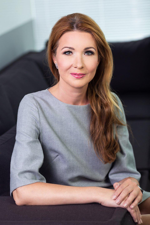 Małgorzata Adamczyk, Dyrektor Zarządzający Obszarem Rozwoju i Sprzedaży w Kanałach Cyfrowych