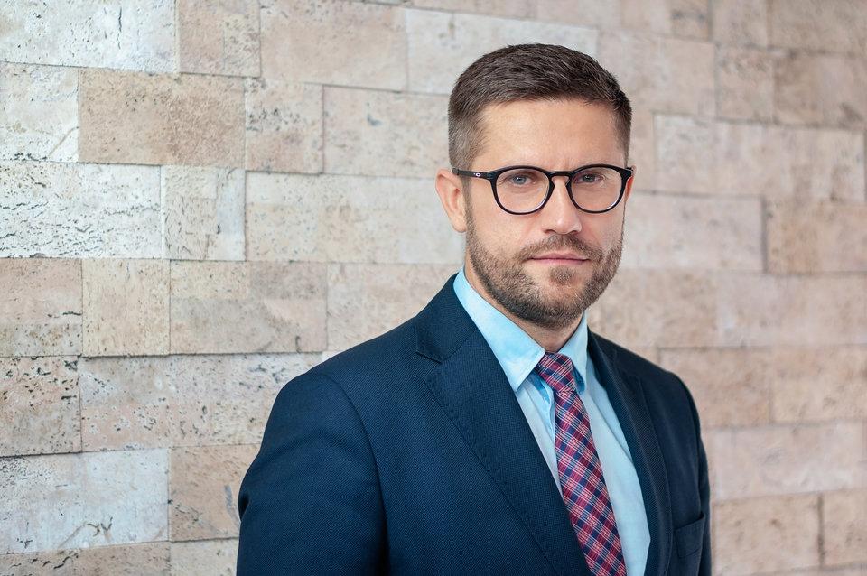 Paweł  Tomala, Prezes Zarządu Faktorii