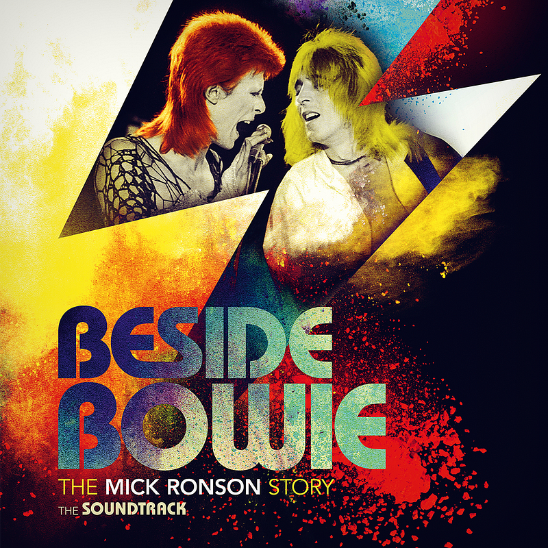 Various - Beside Bowie The Mick Ronson Story The Soundtrack.png