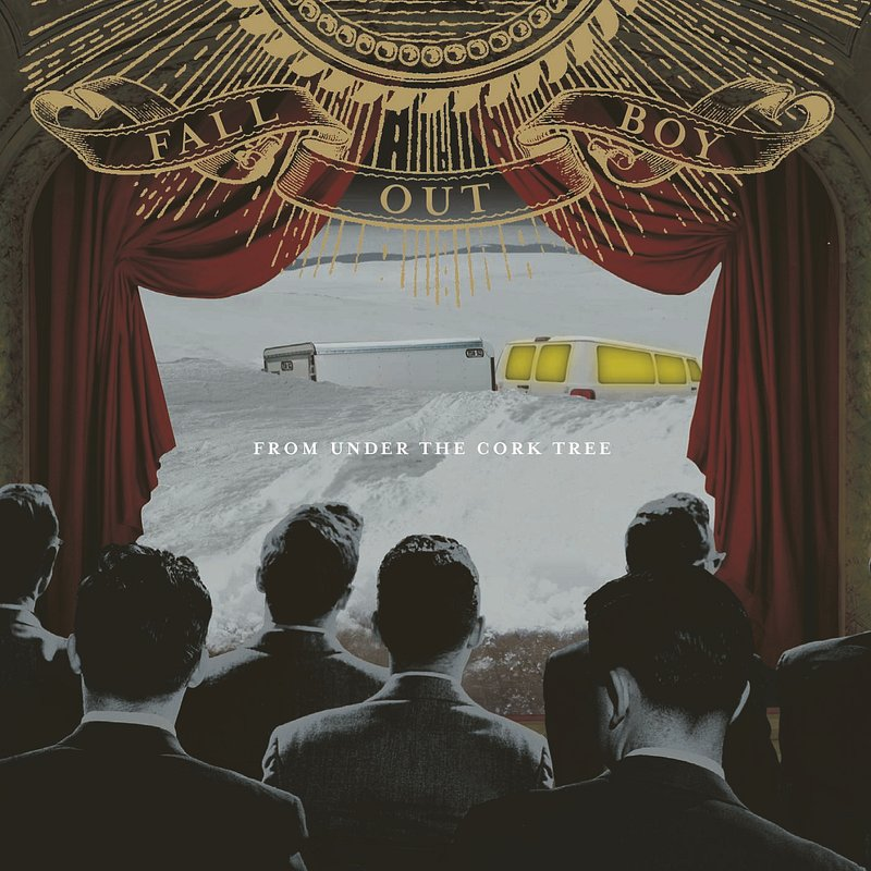 Fall Out Boy - From Under The Cork Tree.jpeg
