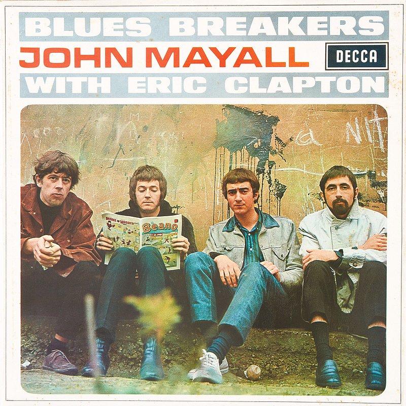 John Mayall's Bluesbreakers - Bluesbreakers With Eric Clapton.jpeg